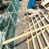 Alu Dachschutz Netzrahmen