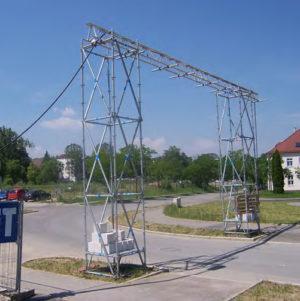 Kabelüberführung