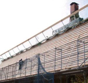 Solartec Absturzsicherung